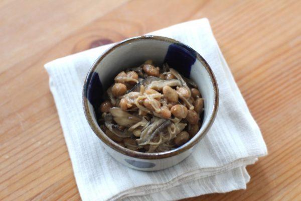 かんたん常備菜で朝が楽ちん♪「きのこのうま煮」とアレンジ3レシピ by:五十嵐ゆかりさん