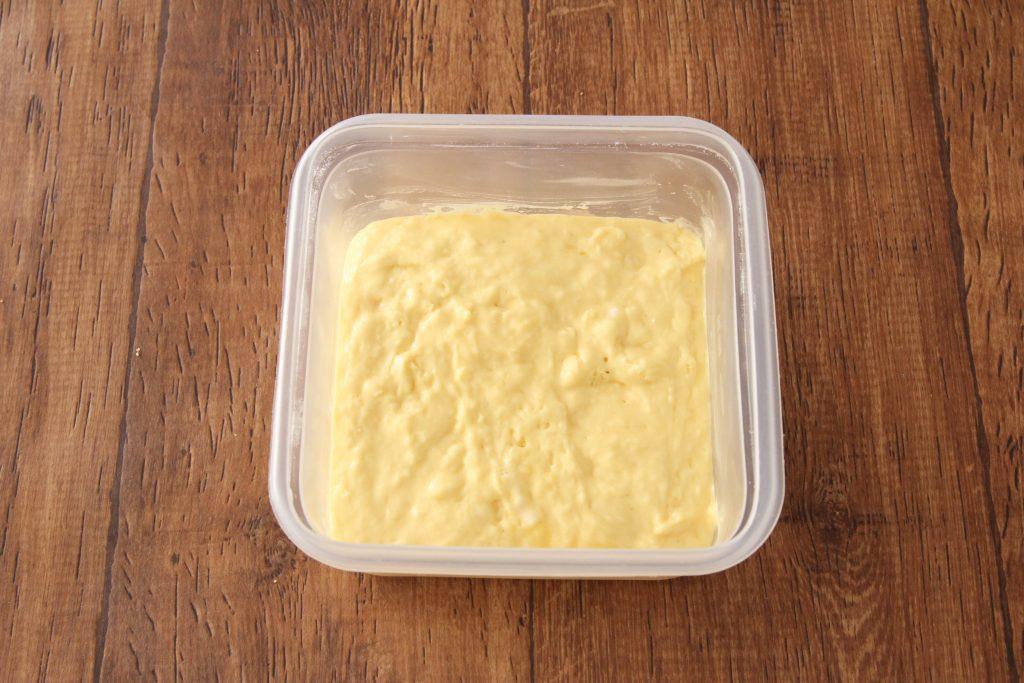レンジで簡単ふんわり♪作り置きOKの「塩ヨーグルト蒸しパン」