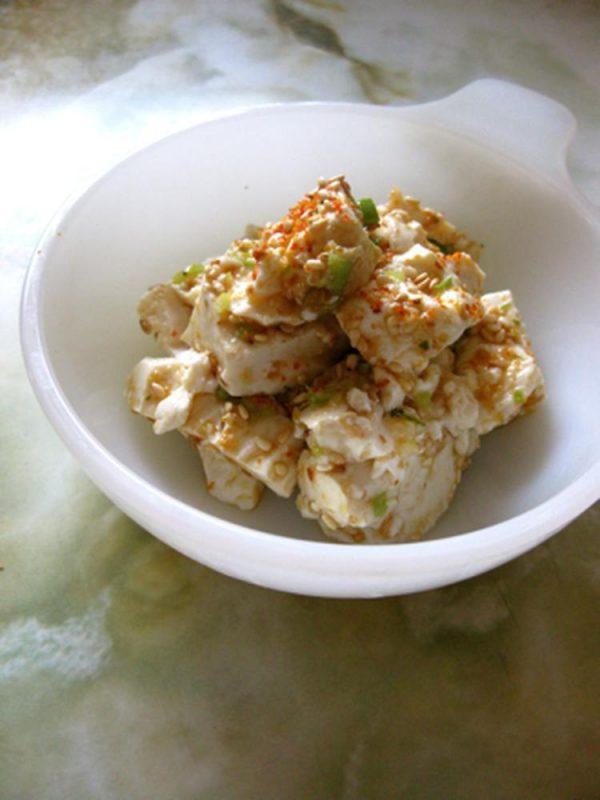 豆腐のナムル。byきー。さん