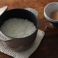 時短でふっくらつやつや!お鍋で簡単「ごはんの炊き方」