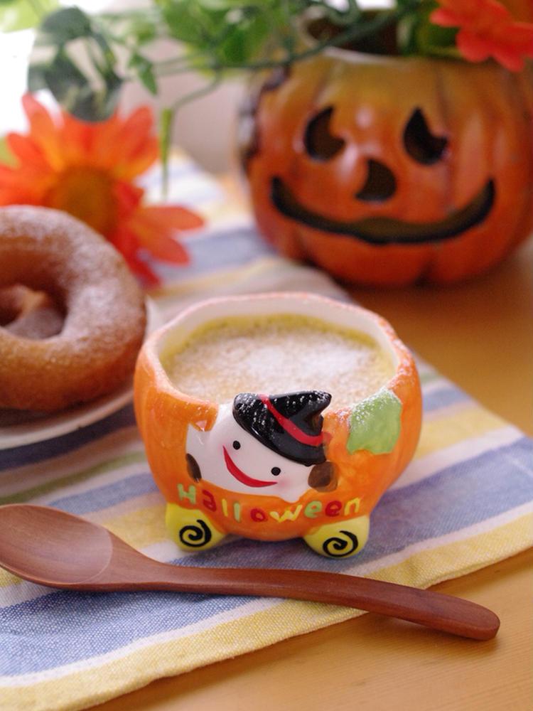 (かぼちゃの豆乳プリン☆簡単シンプルおいしいおやつ by:めろんぱんママさん)