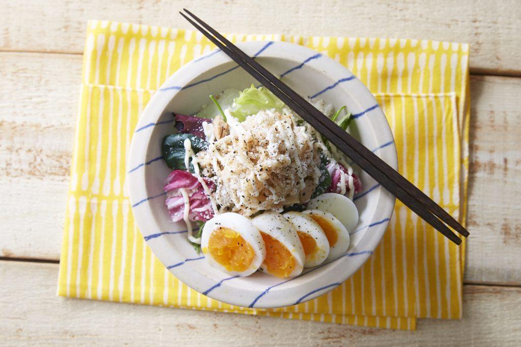 乾物がおしゃれサラダに変身!火を使わず簡単「切り干し大根ラペ」 by :FOOD unit GOCHISOさん