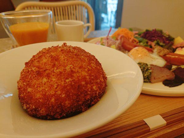 【大阪】産直野菜がたっぷり食べられるモーニング!@パンカラト ブーランジェリーカフェ