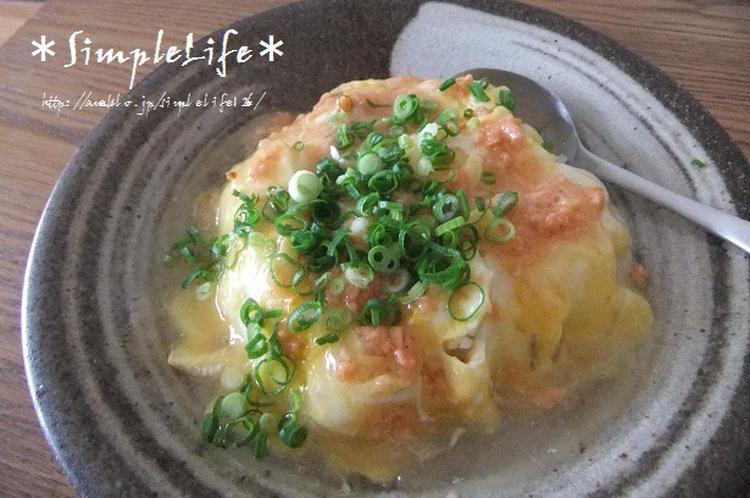 優しいとろみの鮭あんかけご飯 by:えつこさん