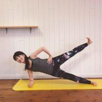 ヒップ・お腹・太ももを一度に引き締め!痩せる「体幹トレーニング」