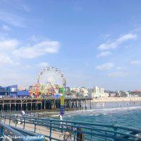 サンタモニカ★桟橋の遊園地