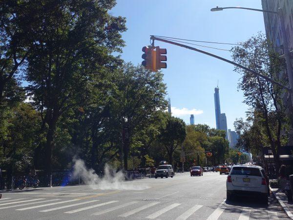 NYの通り