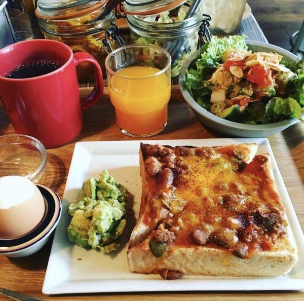 ここでしか食べられない絶品トースト♪私の「ちょっと遠出して行きたい朝カフェ」2選