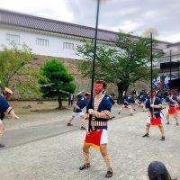 サムライパレード見物 in 会津