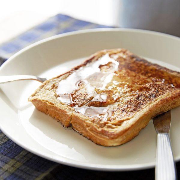 市販の紙パック紅茶を使えば簡単!「ミルクティーフレンチトースト」  by :まきあやこ/Perch.さん