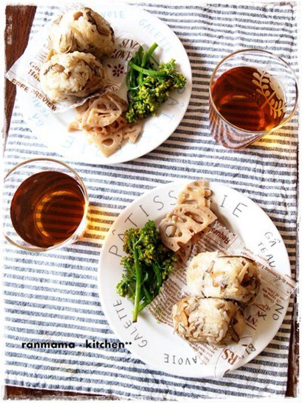 混ぜるだけの簡単『鶏飯』  by :おがわひろこさん
