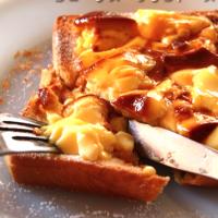 食パンで簡単に!秋に食べたい「スイーツ系トースト」レシピ5選