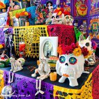 HalloweenとDay of the Dead