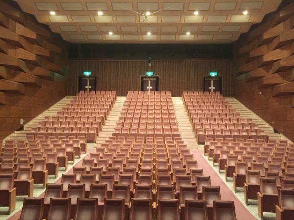 劇場の客席