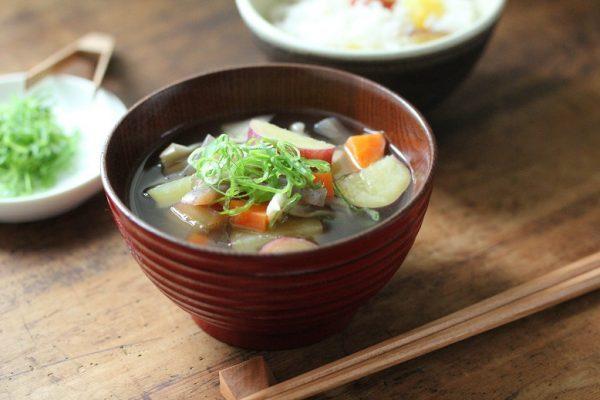 旬のさつまいもでつくる、あったか「けんちん汁」レシピ♪ by:河合真由子さん