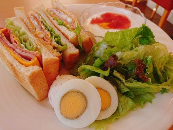 【京都】パン屋さんだからこそ!贅沢サンドイッチモーニング@OAK FOOD produced by Light Cafe