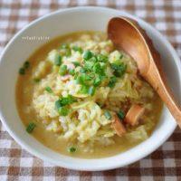 時短でサクッと温まる♪寒い朝の定番「スープ×ご飯」レシピ5選