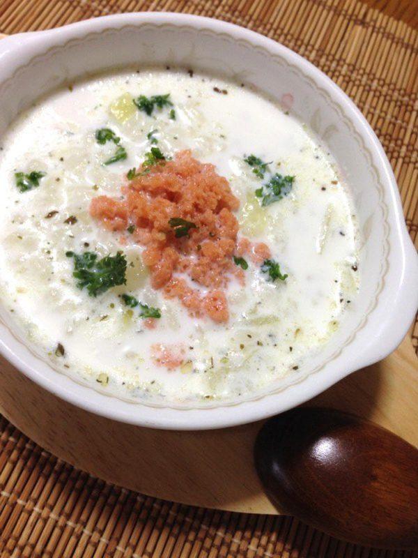 鮭のミルクリゾット by :はる9001(渡邉美恵子)さん
