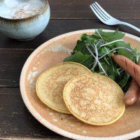 冷え性さんに!甘酒と生姜で簡単「パンケーキ」「ジンジャーラテ」2レシピ