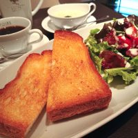 【大阪】トーストが6種類から選べる!洋菓子専門店の人気モーニング@ポアール