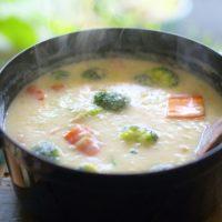 あなたの定番はどれ?寒い冬こそ「朝スープ」を楽しもう♪