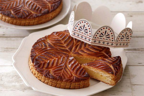 年末年始に食べたい♪新年を祝うフランスのお菓子「ガレット・デ・ロワ」