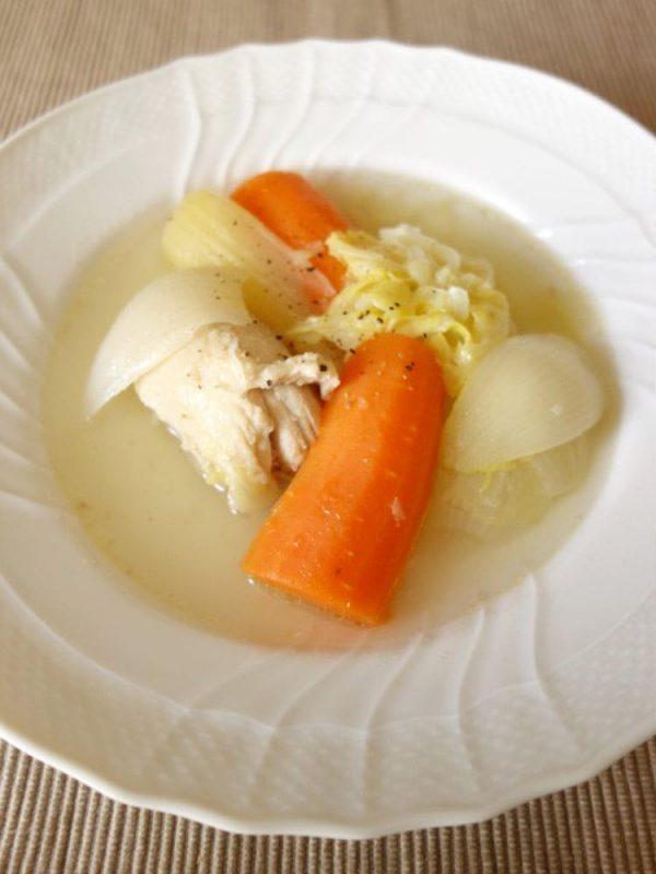 ごろごろ野菜のほったらかしポトフ by :Y'sさん