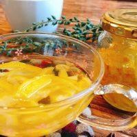 朝はお湯でとくだけ!簡単温活ドリンクの素「ゆずシロップ」の作り方