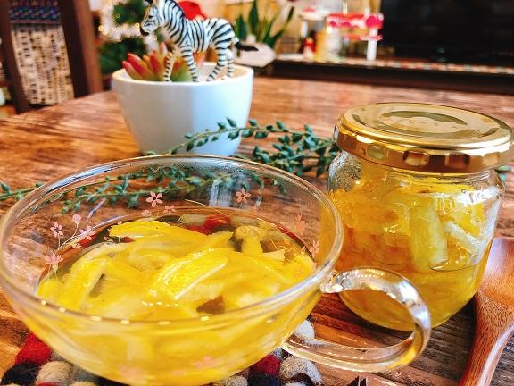 酵素&ビタミンたっぷり!朝の一杯でほっと温活「ゆずシロップ」レシピ