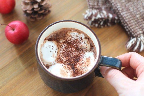 朝の1杯でおいしく冷え性対策♪マシュマロ生姜ココアの作り方 by:五十嵐ゆかりさん