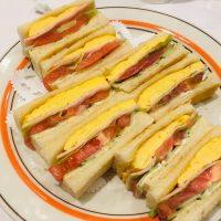 【渋谷】新生PARCOで伝統ある極上サンドイッチ@はまの屋パーラー【vol.201】