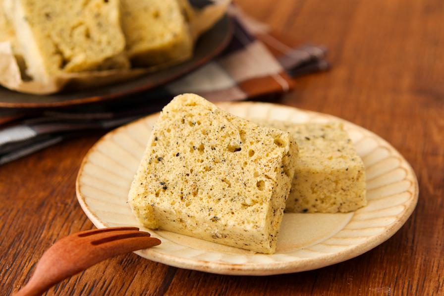 ホットケーキミックス 蒸しパン 簡単