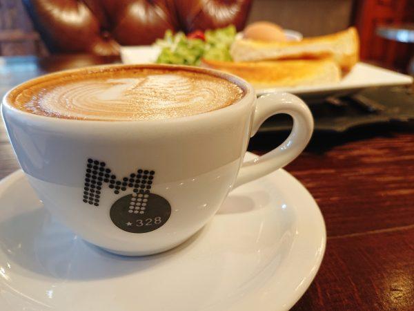 【大阪・北堀江】極上コーヒーとバターしみしみトーストを堪能!@MONDIAL KAFFEE 328 NY3
