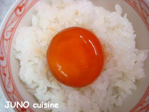 ☆シンプルたまご飯☆  by :JUNOさん