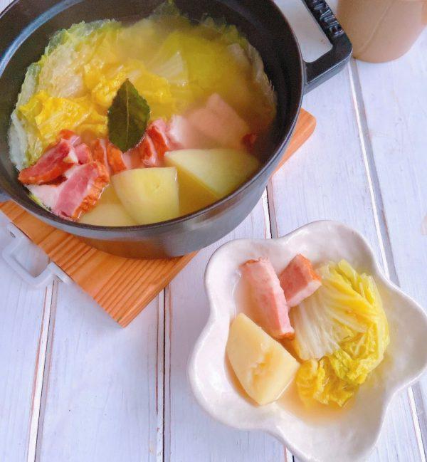 連載「「作り置き」でパパッと朝ごはん」 by : Mayu*さん