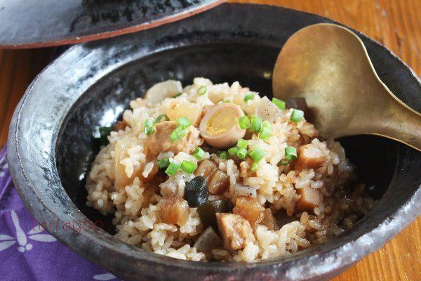 残った具材を簡単リメイク!2日目の「おでん」で作る炊き込みご飯 by :タラゴン(奥津純子)さん