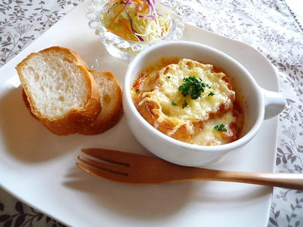 (トマトグラタンスープ♪ ?by :machiさん)