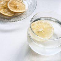ダイエットも美肌も◎朝1杯でキレイをつくる新習慣「レモン白湯」