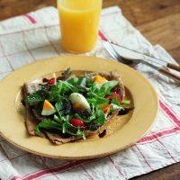 ほんのひと手間でおいしい!「ピカールの冷凍食品」で作る簡単ガレット朝ごはん