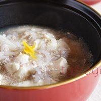 10分で簡単!たらこ味のヘルシーメニュー「しらたきと豆腐のたいたん」