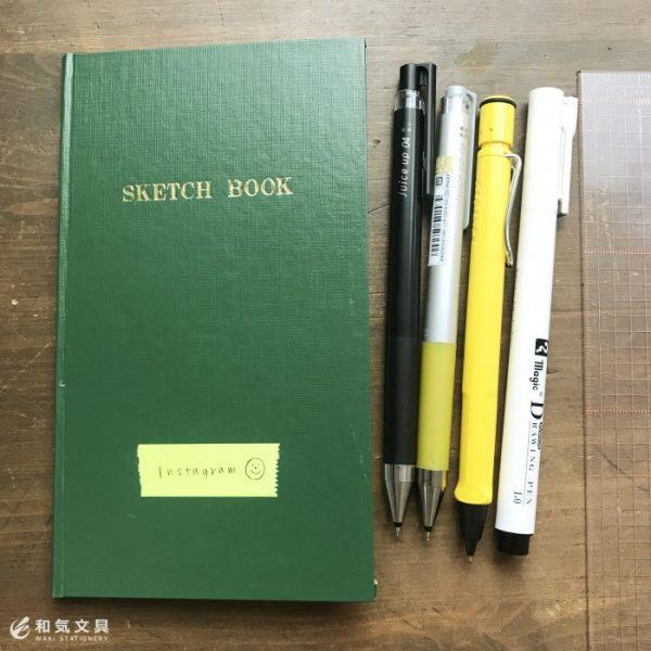 どこに書いたかわかるノート