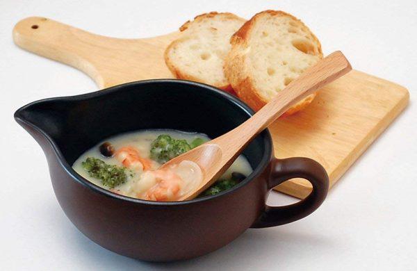 レンジで調理→そのままテーブルへ!時短でラクラク「カレー&シチューポット」