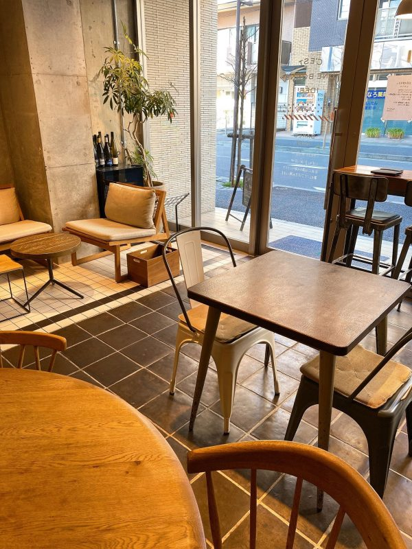 【向ヶ丘遊園】ミルクフランスが絶品!カフェ併設のパン屋さん「セテュヌボンニデー」
