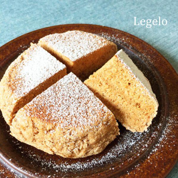 (バナナきなこパン☆混ぜてフライパンで焼くだけ30分♪朝ごはんにソーダブレッド♪ by:Legeloさん)