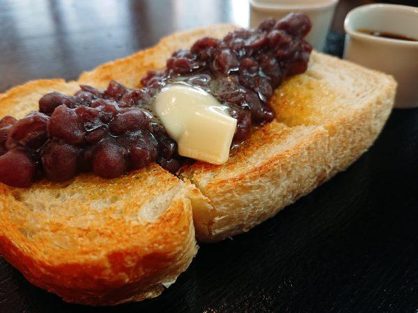 【京都】レトロ建築の老舗店で楽しむ「あんバタートースト」♪@甘味茶屋 京 梅園