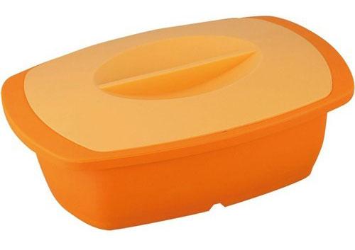 らくCHIN!シリコーン シリコーンスチーマー M オレンジ  ¥961 (※記事公開時の価格です・送料別)