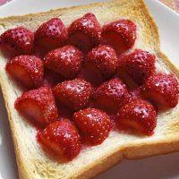 春の休日にお似合い♪簡単「フルーツトースト」レシピ5選