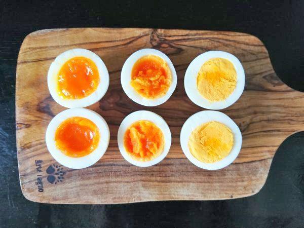 もう失敗しない!ツルっと「ゆで卵」がむけちゃう裏ワザ by :料理家 村山瑛子さん