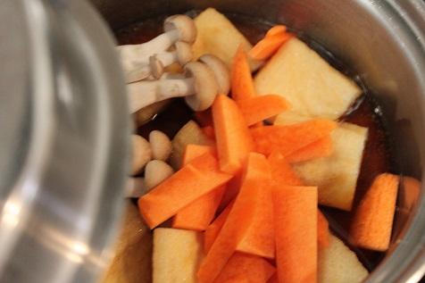 野菜のさっと煮
