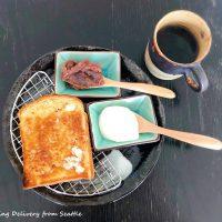 理想の朝ごはん★日本の生食パンに挑戦